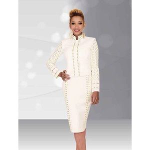 Off White Suit